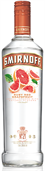 Smirnoff Vodka Ruby Red Grapefruit